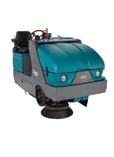 matériel professionnel de nettoyage industriel S20