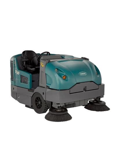 matériel professionnel de nettoyage industriel S30