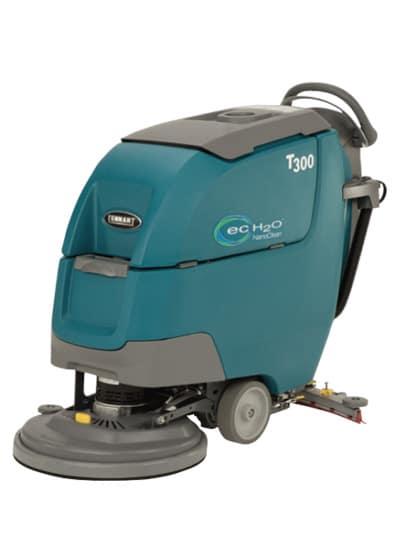 matériel professionnel de nettoyage industriel T300