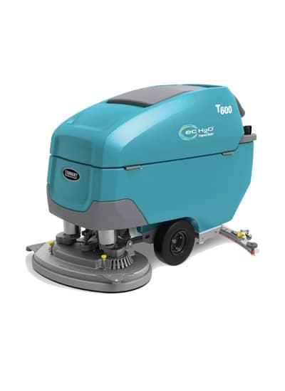 matériel professionnel de nettoyage industriel T600