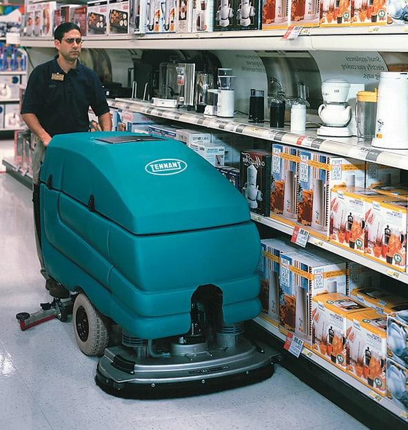 Matériel de nettoyage professionnel T300