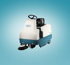 matériel de nettoyage professionnel autoporté 6100