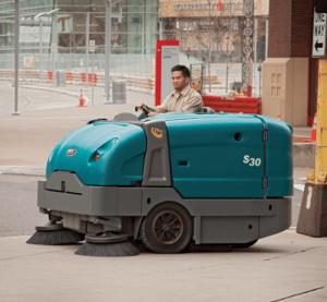 matériel de nettoyage professionnel S30