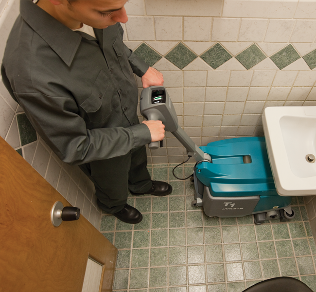 matériel de nettoyage professionnel T1
