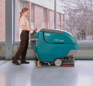 matériel de nettoyage professionnel T500
