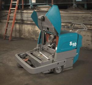 matériel de nettoyage professionnel S10