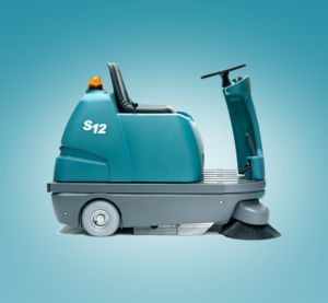 matériel de nettoyage professionnel autoporté S12