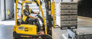 entrepôt de stockage en logistique